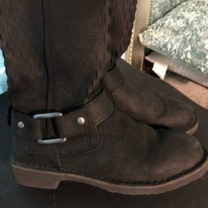 UGG Boots with buckle!